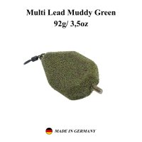 Multi Lood modderig groen 92gr/ 3,25oz