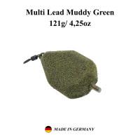 Multi Lead verde fangoso 121gr/ 4,25oz