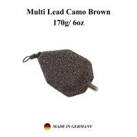 Multi Lead camo marron 170gr/ 6,00oz